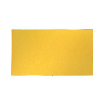 prezentacja multimedialna 4 alibiuro.pl Tablica filcowa NOBO 90x51cm panoramiczna 40 Inch żółta 94
