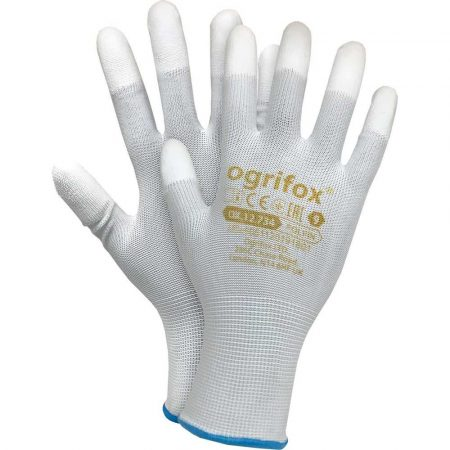 rękawice powlekane 2 alibiuro.pl RĘKAWICE OCHRONNE OX.12.734 POLFIN OX POLFIN_W10 51