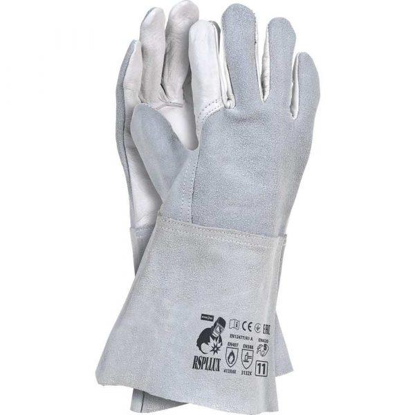 rękawice skórzane 2 alibiuro.pl RĘKAWICE OCHRONNE RSPLLUX 27