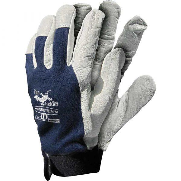 rękawice wzmacniane 2 alibiuro.pl RĘKAWICE OCHRONNE RLTOPER VELCRO8 78