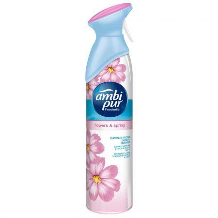 środki czystości 4 alibiuro.pl Odświeżacz powietrza AMBI PUR Flower Spring spray 300ml 67