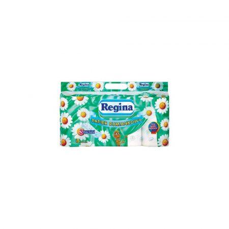 środki czystości i higiena 1 alibiuro.pl Papier toaletowy 8 rolek Regina 2020 50