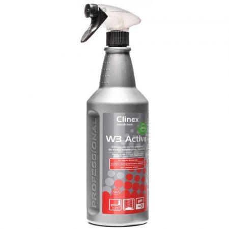 środki czystości i higiena 4 alibiuro.pl Preparat CLINEX W3 Active BIO 1L do mycia sanitariatów i łazienek 45