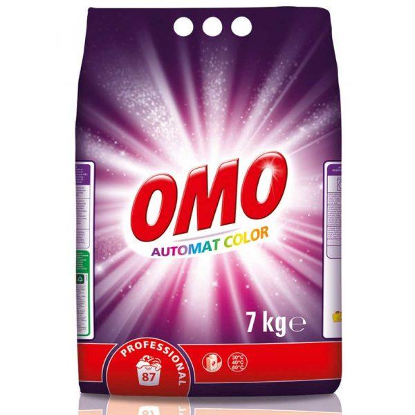 środki czystości i higiena 4 alibiuro.pl Proszek do prania OMO Diversey do kolorowych 7kg 69