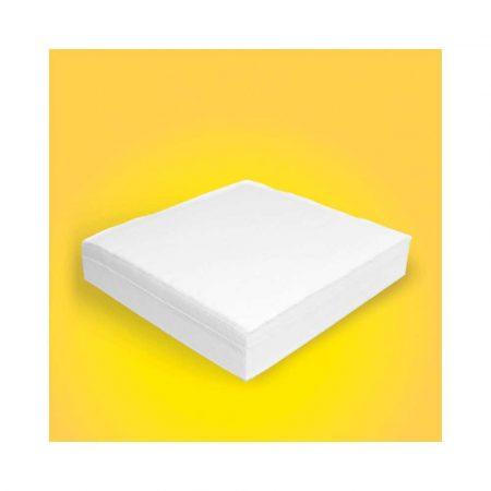 środki czystości i higiena 4 alibiuro.pl Serwetki papierowe OFFICE PRODUCTS gładkie 15x15cm 1 warst. 500 szt. białe 31