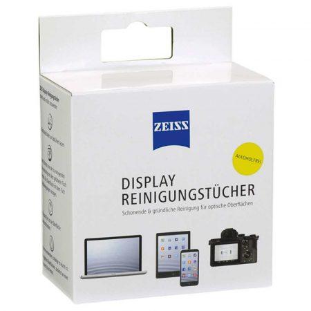 środki czyszczące do elektroniki 4 alibiuro.pl Chusteczki do czyszczenia ekranów tabletów i laptopów ZEISS 10 szt. białe 73