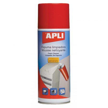 środki czyszczące do sprzętu 4 alibiuro.pl Pianka czyszcząca APLI 400ml 41