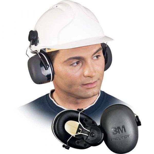 słuchawki wyciszające 2 alibiuro.pl NAUSZNIKI PRZECIWHAŁASOWE 3M PELTOR X5 H 17