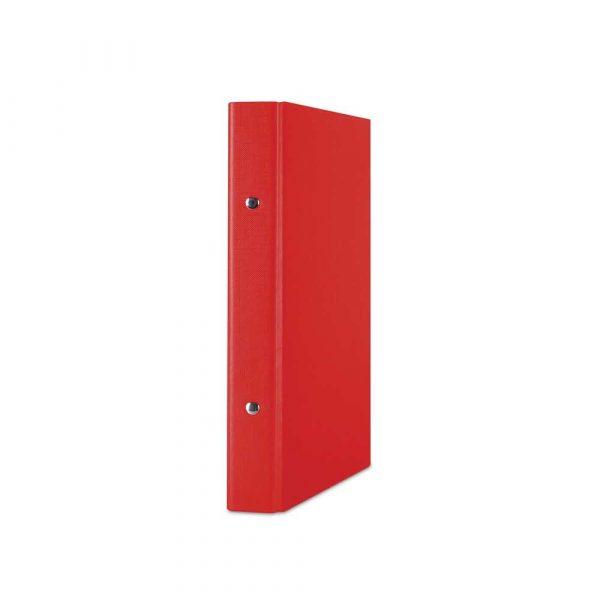 segregator poziomy 4 alibiuro.pl Segregator ringowy DONAU PP A5 2R 20mm czerwony 82