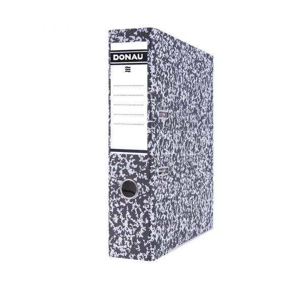 segregator ringowy 4 alibiuro.pl Segregator DONAU Archiv S z szyną kartonowy A4 75mm szary 46