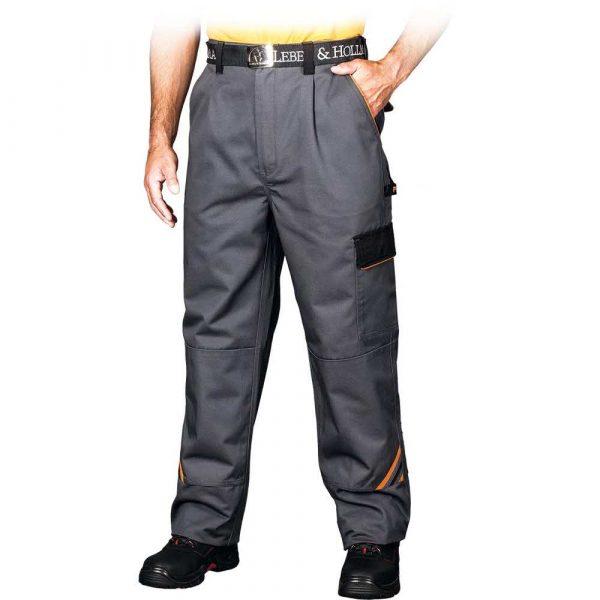 spodnie ochronne 2 alibiuro.pl SPODNIE OCHRONNE DO PASA PRO T_SBP46 85
