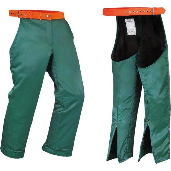 spodnie robocze 2 alibiuro.pl NOGAWICE OCHRONNE DR PIL N_ZPM 99