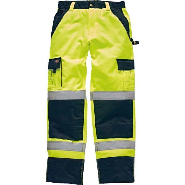 spodnie robocze 2 alibiuro.pl SPODNIE OCHRONNE DO PASA DK INDUST T_YG62 45