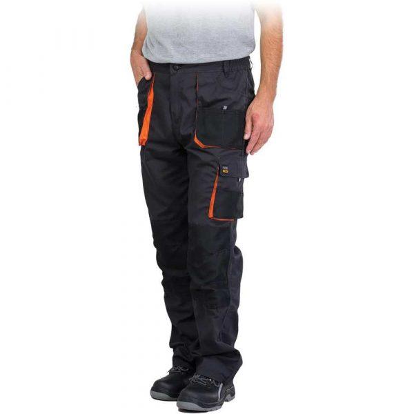 spodnie robocze 2 alibiuro.pl SPODNIE OCHRONNE DO PASA FORECO T_SBP54 87