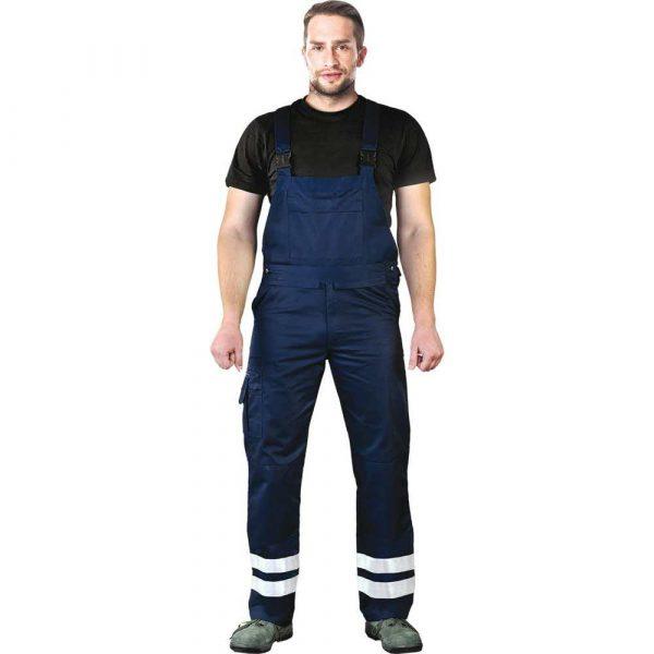 spodnie robocze 2 alibiuro.pl SPODNIE OCHRONNE OGRODNICZKI LH BISTER_X_G58 20