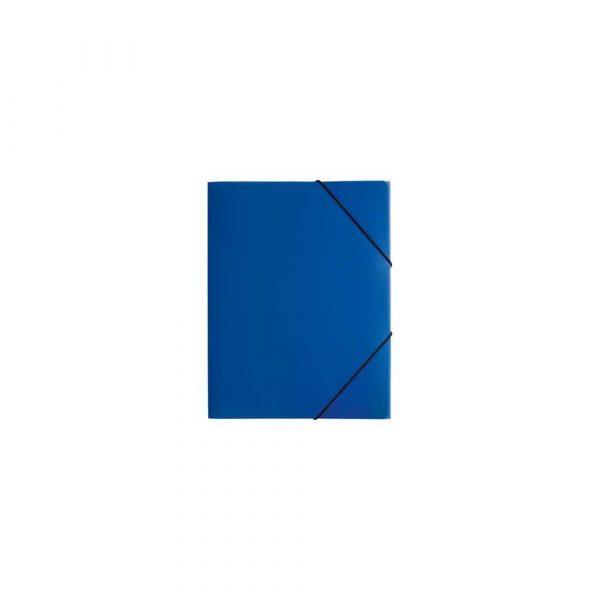 sprzęt biurowy 1 alibiuro.pl 21613 Teczka z gumką A4 Trend PP 3 skrzydłowa PAGNA Durable 21613 07 niebieska 47