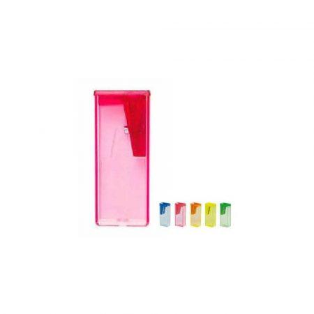 sprzęt biurowy 1 alibiuro.pl 581525 Temperówka Kontener Neon Mix D 25 BPZ Faber Castell 43