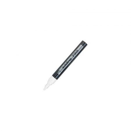 sprzęt biurowy 1 alibiuro.pl Marker lakierowy olejowy 790 z okrągłą końcówką 2 3 mm Edding biały 73