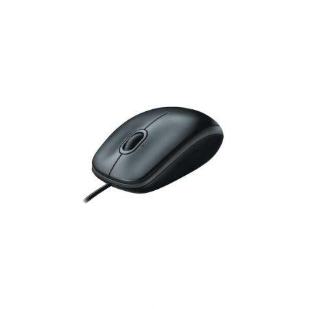 sprzęt biurowy 1 alibiuro.pl Mysz optyczna B100 USB LOGITECH OEM 74