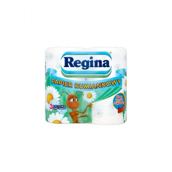 sprzęt biurowy 1 alibiuro.pl Papier toaletowy 4 rolki Regina 74
