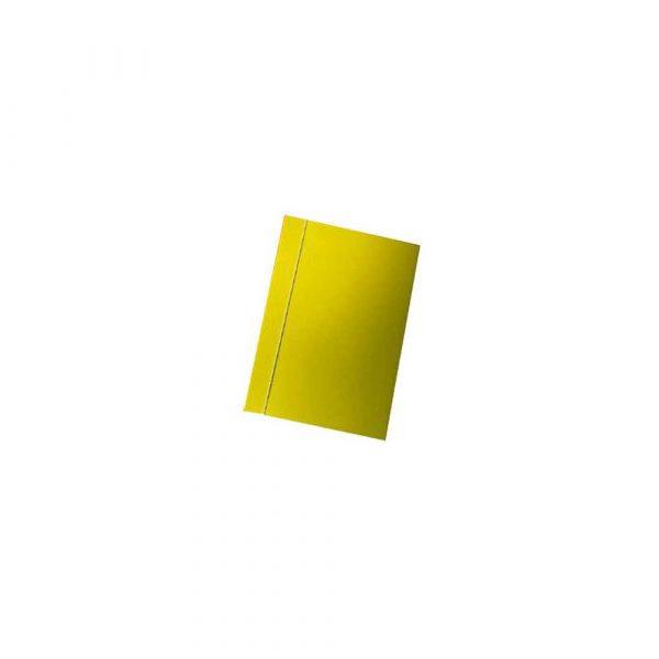 sprzęt biurowy 1 alibiuro.pl Teczka z gumką kolor A4 Tesko żółty 94