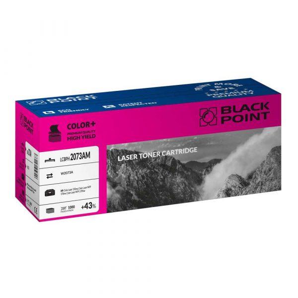 sprzęt biurowy 3 alibiuro.pl LCBPH2073AM Toner Black Point Color HP W2073A BlackPoint LCBPH2073AM BLH2073AMBW 45