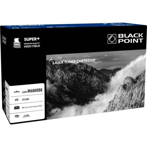 sprzęt biurowy 3 alibiuro.pl LCBPHM680XBK Toner BP HP CF320X BlackPoint LCBPHM680XBK BLH680BKBW 13