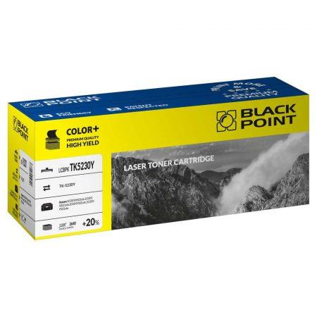 sprzęt biurowy 3 alibiuro.pl LCBPKTK5230Y Toner BP Kyocera TK 5230Y BlackPoint LCBPKTK5230Y BLKYOTK5230YBW 55