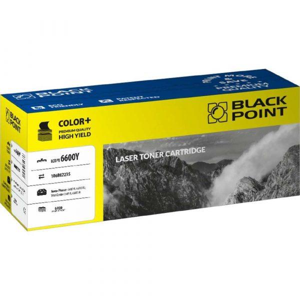 sprzęt biurowy 3 alibiuro.pl LCBPX6600Y Toner BP S Xer 106R02235 BlackPoint LCBPX6600Y BLX06600YCBW 64