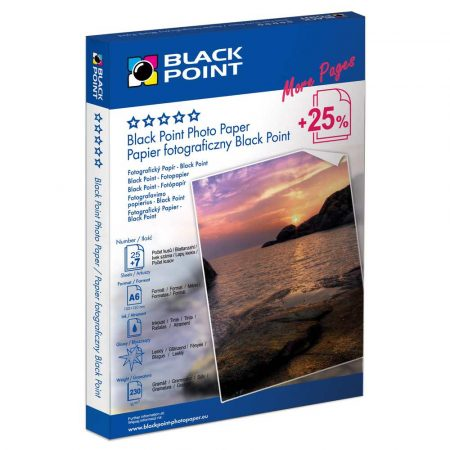 sprzęt biurowy 3 alibiuro.pl PFA6G230A PhotoPaper BP A6 230g 32G BlackPoint PFA6G230A PFA6G230A 89