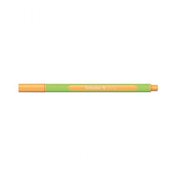 sprzęt biurowy 4 alibiuro.pl Cienkopis SCHNEIDER Line Up 0 4mm pomarańczowy neonowy 28