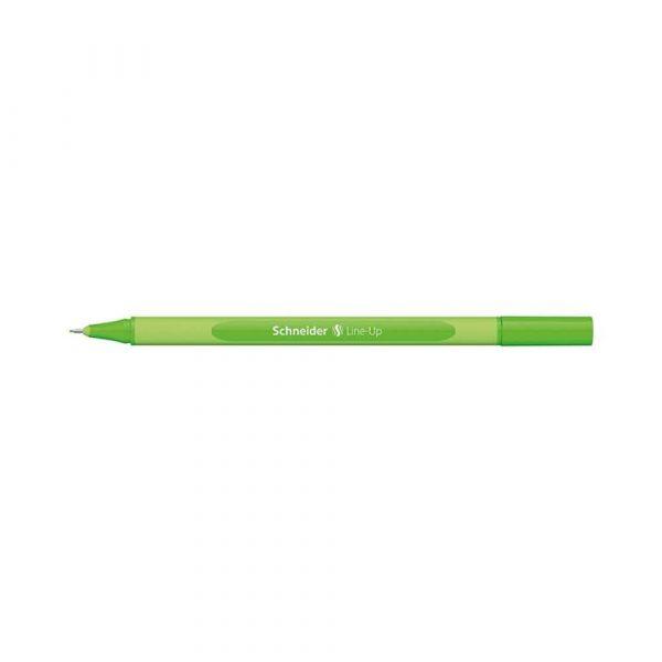 sprzęt biurowy 4 alibiuro.pl Cienkopis SCHNEIDER Line Up 0 4mm zielony neonowy 15