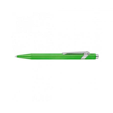 sprzęt biurowy 4 alibiuro.pl Długopis CARAN D Inch ACHE 849 Line Fluo M zielony 51