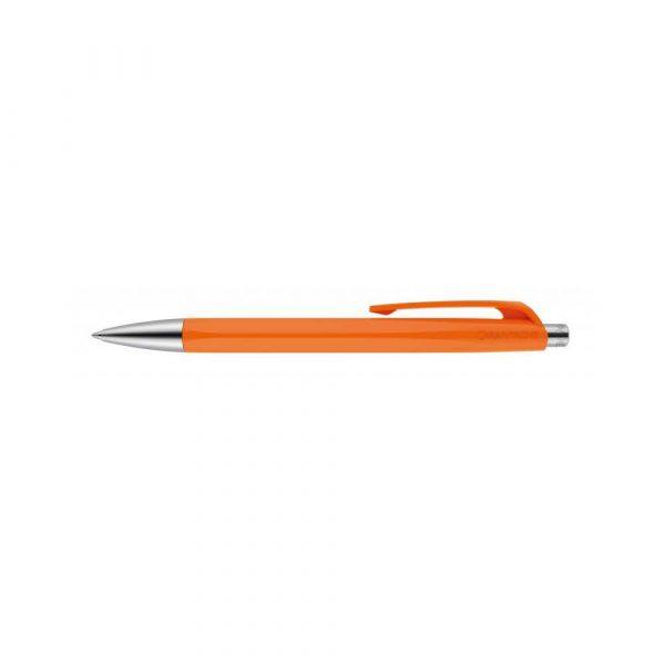 sprzęt biurowy 4 alibiuro.pl Długopis CARAN D Inch ACHE 888 Infinite M pomarańczowy 3