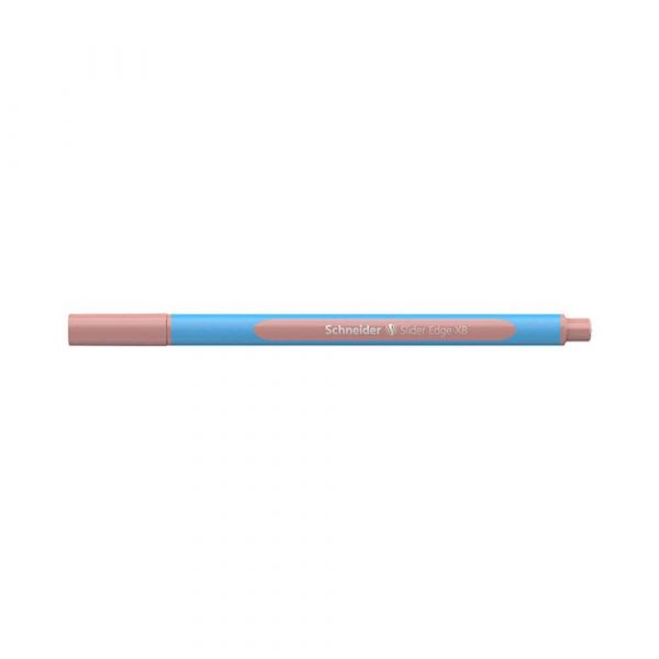 sprzęt biurowy 4 alibiuro.pl Długopis SCHNEIDER Slider Edge Pastel XB jasnobrązowy 26