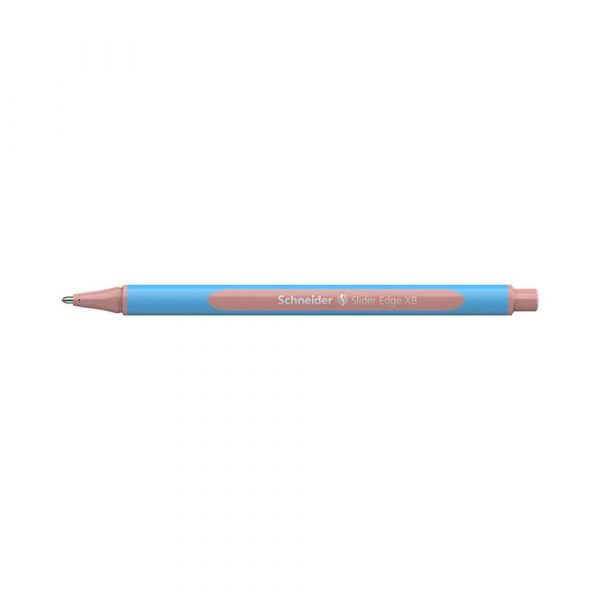 sprzęt biurowy 4 alibiuro.pl Długopis SCHNEIDER Slider Edge Pastel XB jasnobrązowy 66