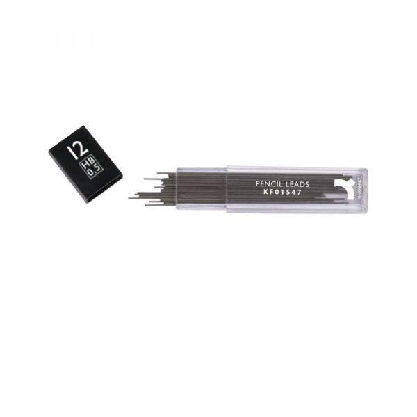 sprzęt biurowy 4 alibiuro.pl Grafity do ołówków Q CONNECT 0 5mm HB 16