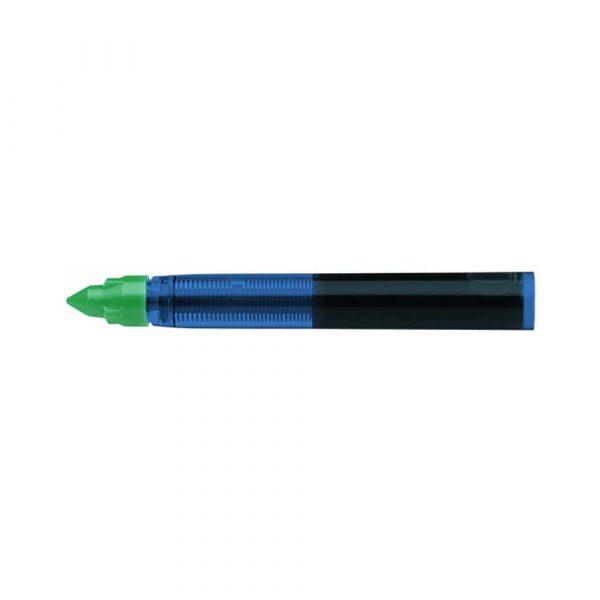 sprzęt biurowy 4 alibiuro.pl Kartridże SCHNEIDER One Change do piór kulkowych 0 6mm 5szt. zielone 98