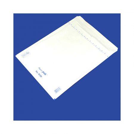 sprzęt biurowy 4 alibiuro.pl Koperty samoklejące z folią bąbelkową OFFICE PRODUCTS HK K20 350x470mm 370x480mm 50szt. białe 34