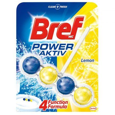 sprzęt biurowy 4 alibiuro.pl Kulki toaletowe BREF Power Aktiv Lemon 50g 9