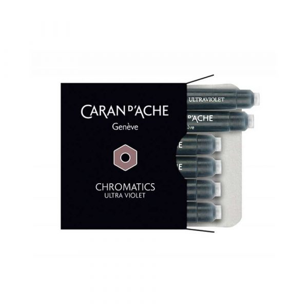 sprzęt biurowy 4 alibiuro.pl Naboje CARAN D Inch ACHE Chromatics Ultra Violet 6szt. fioletowe 10