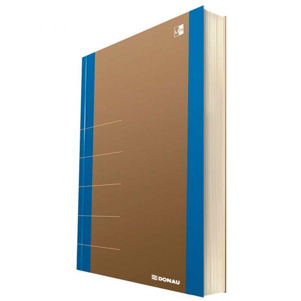 sprzęt biurowy 4 alibiuro.pl Notatnik DONAU Life organizer 165x230mm 80 kart. niebieski 30