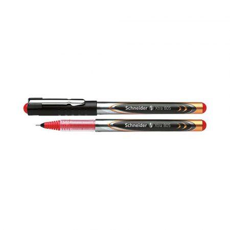 sprzęt biurowy 4 alibiuro.pl Pióro kulkowe SCHNEIDER Xtra 805 0 5 mm czerwony 25