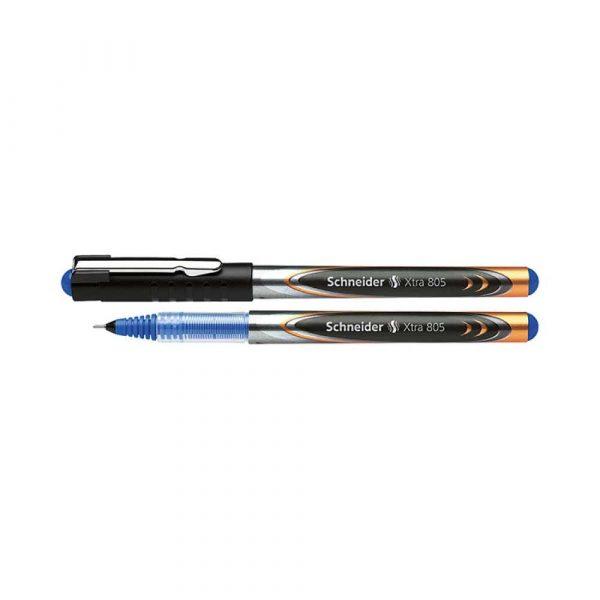 sprzęt biurowy 4 alibiuro.pl Pióro kulkowe SCHNEIDER Xtra 805 0 5 mm niebieski 64