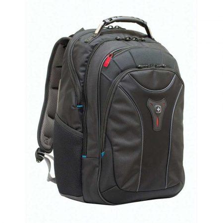 sprzęt biurowy 4 alibiuro.pl Plecak WENGER Carbon Apple 17 Inch 360x500x250mm czarny 64