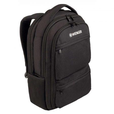 sprzęt biurowy 4 alibiuro.pl Plecak WENGER Fuse 15 6 Inch 320x430x210mm czarny 11