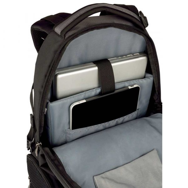 sprzęt biurowy 4 alibiuro.pl Plecak WENGER Transit 16 Inch 350x460x270mm czarny 18