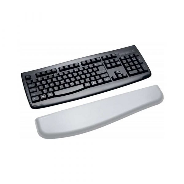 sprzęt biurowy 4 alibiuro.pl Podkładka pod nadgarstek KENSINGTON Ergosoft do klawiatury standardowej szara 23