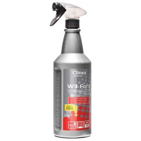 sprzęt biurowy 4 alibiuro.pl Preparat CLINEX W3 Forte 1L do mycia sanitariatów i łazienek 73