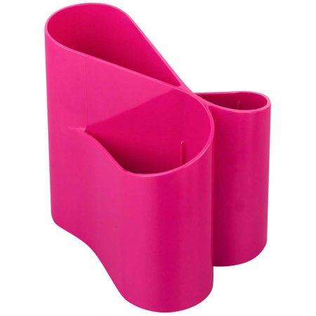 sprzęt biurowy 4 alibiuro.pl Przybornik na biurko ICO Lux różowy 10